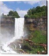 American Falls At Niagra Acrylic Print