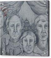 American Family? Acrylic Print