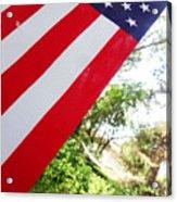 American Flag 1 Acrylic Print