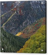 American Fork Canyon Acrylic Print