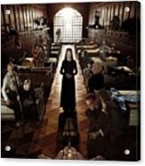 American Horror Story Asylum 2012 Acrylic Print
