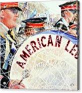 American Legion Acrylic Print