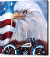 American Made Acrylic Print