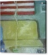 American Marriage Acrylic Print
