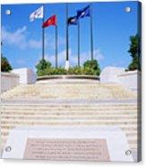 American Memorial Park Acrylic Print