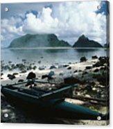 American Samoa Acrylic Print
