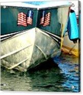 American Sea Spirit Acrylic Print