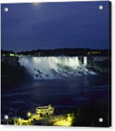 American Side Of Niagara Falls, Seen Acrylic Print