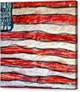 American Social Acrylic Print