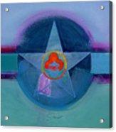 American Spiritual Acrylic Print
