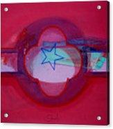 American Star Of The Sea Acrylic Print