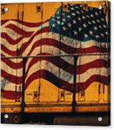 American Workhorse Acrylic Print