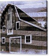 Americana Glory Acrylic Print