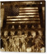 Amerika Acrylic Print