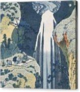 Amida Waterfall Acrylic Print