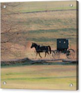 Amish Dream Acrylic Print