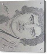 Amitabh Bacchan International  Actor  Acrylic Print