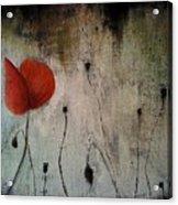 Among The Weeds  Acrylic Print
