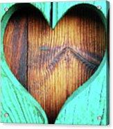 Amor ... Acrylic Print