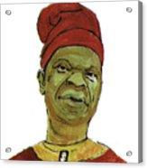 Amos Tutuola Acrylic Print