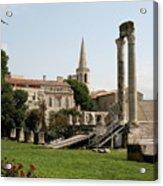 Amphitheater Ruins - Arles - France Acrylic Print
