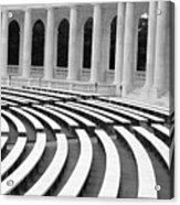 Amphitheatre Washington Acrylic Print