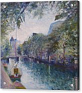 Amsterdam Holland 1997.  Acrylic Print