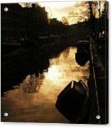 Amsterdam Netherlands Acrylic Print