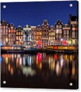 Amsterdamn Acrylic Print