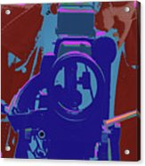 Amt Selfie 1987 Acrylic Print