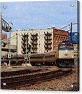 Amtrak 90413 Acrylic Print