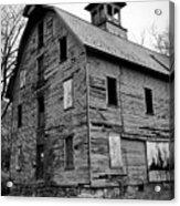 An Abandoned Mill Acrylic Print