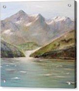 An Alaskan View Acrylic Print