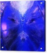 An Alien Visage  Acrylic Print