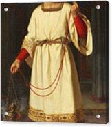 An Altar Boy Acrylic Print