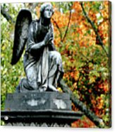 An Angels' Prayer Acrylic Print