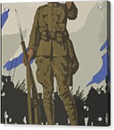An Appeal To You Acrylic Print by War Is Hell Store