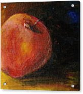 An Apple - A Solitude Acrylic Print