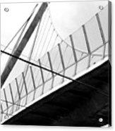 An Arrow Or A Sail Acrylic Print