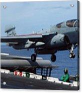 An Ea-6b Prowler Launches Acrylic Print