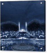 An Evening At The Capitol Acrylic Print