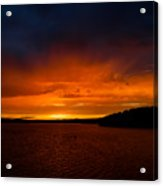 An Evening  In August 2 Acrylic Print