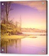 An Okanagan Calm Acrylic Print