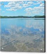 Anasagunticook Lake, Canton, Me, Usa 10 Acrylic Print