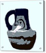 Anasazi Jug Acrylic Print