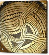 Anasazi Pot Acrylic Print