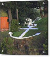 Anchor   Acrylic Print