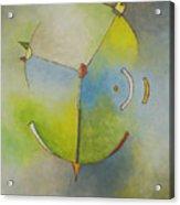 Anchor Points 3 Acrylic Print