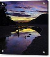 Anchorage Dream Acrylic Print