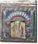 Ancient Art Of Herculaneun Acrylic Print